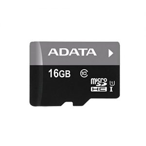 کارت حافظه microSDHC ای دیتا مدل Premier-16GB