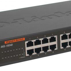 هاب D-Link مدل DGS-1024D