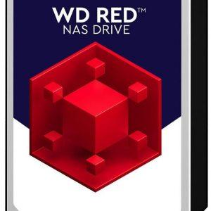 هارد اینترنال وسترن دیجیتال مدل WD20EFRX-Red-2TB