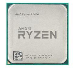 سی پی یو ۴ هسته ای AMD مدل RYZEN-5-1400