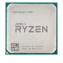 سی پی یو 6 هسته ای AMD مدل RYZEN-5-1600