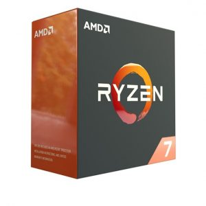 سی پی یو 8 هسته ای AMD مدل RYZEN-7-1700