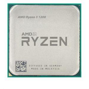 سی پی یو 4 هسته ای AMD مدل Ryzen-3-1200