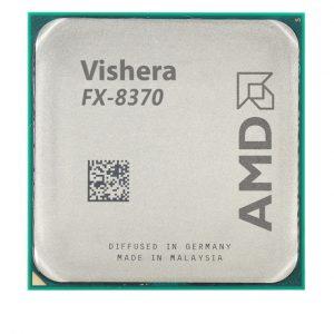 سی پی یو 8 هسته ای AMD مدل Vishera-FX-8370