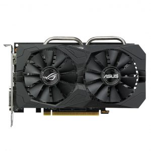 کارت گرافیک ASUS مدل ROG-STRIX-RX560-4G-GAMING-4GB