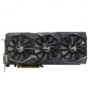 کارت گرافیک ASUS مدل ROG-STRIX-RX580-O8G-GAMING-8GB