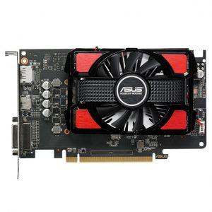 کارت گرافیک ASUS مدل RX550-4GB
