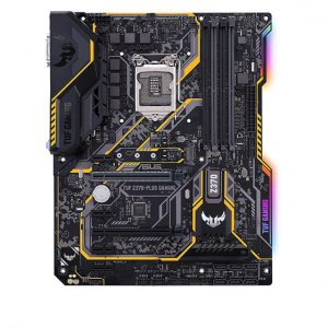 مادربرد ASUS مدل TUF-Z370-PLUS-GAMING-Intel LGA 1151