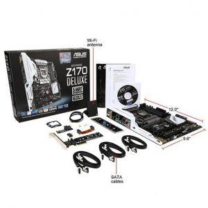 مادربرد ASUS مدل Z170-DELUXE-Intel LGA 1151