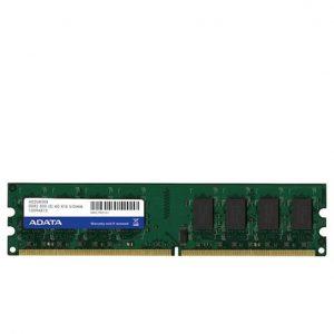 رم کامپیوتر ADATA مدلPremier-DDR2-Single-Channel-800MHz-CL6-Desktop-2G