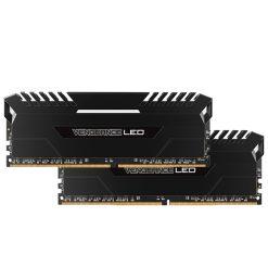 رم کامپیوتر Corsair مدل Vengeance-LED-DDR4-3000MHz-CL15-Desktop-16GB