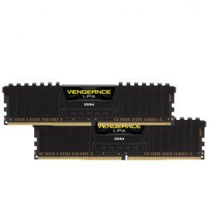 رم کامپیوتر Corsair مدل Vengeance-LPX-DDR4-2400MHz-CL14-Desktop-32GB