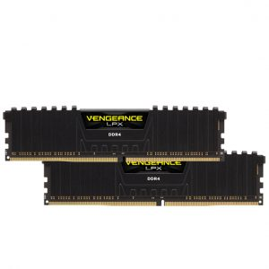 رم کامپیوتر Corsair مدل Vengeance-LPX-DDR4-2400MHz-CL15-Desktop-16GB
