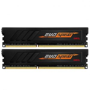 رم کامپیوتر GEIL مدل EVO-SPEAR-DDR4-2400Mhz-CL17-Desktop-16GB