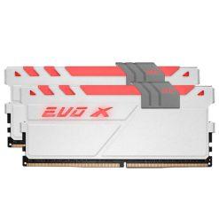 رم کامپیوتر GEIL مدل EVO-X-AMD-CERTIFIED-RGB-DDR4-3000Mhz-CL16-Desktop-16GB