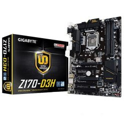 مادربرد GIGABYTE مدل GA-Z170-D3H-Intel LGA 1151