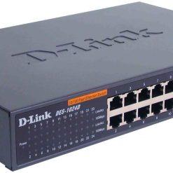 سوئيچ شبکه 24 پورت D-Link مدل DES-1024D