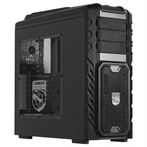 کیس کامپیوتر GREEN مدل X3-Plus-Viper
