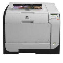 پرينتر لیزری رنگی HP مدل Pro-400-M451nw