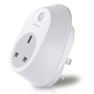 پلاگین هوشمند TP-Link مدل HS100 Wi-Fi Smart Plug
