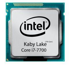 سی پی یو 4 هسته ای INTEL مدل Kaby-Lake-Core-i7-7700