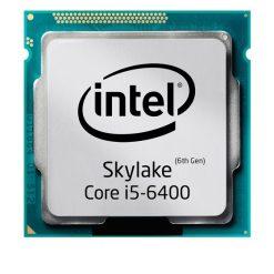 سی پی یو 4 هسته ای INTEL مدل Skylake-Core-i5-6400