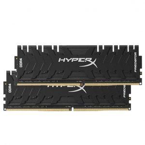 رم کامپیوتر KingSton مدل HyperX-Predator-DDR4-3200MHz-CL16-Dual-Channel-Desktop-8GB