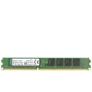 رم کامپیوتر KingSton مدل KVR-DDR3-1600MHz-CL11-U-DIMM-Desktop-8GB