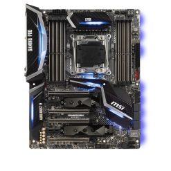 مادربرد MSI مدل X299-GAMING-PRO-CARBON-AC-Intel LGA 2066