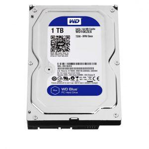 هارد اینترنال وسترن دیجیتال مدل WD10EZEX-Blue-1TB