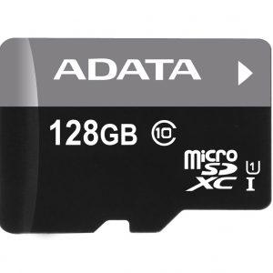کارت حافظه microSDXC ای دیتا مدل Premier