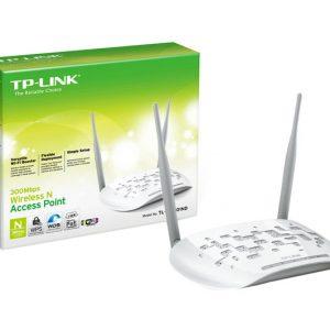 مودم دو آنتن TP-Link مدل TL-WA801ND
