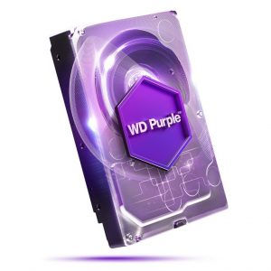 هارد اینترنال وسترن دیجیتال مدل WD20PURX-Purple-2TB