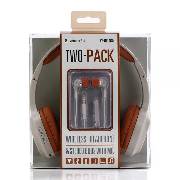 هدفون Sentry مدل TWO-Pack