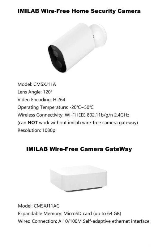 دوربین تحت شبکه فضای باز IMI Outdoor Ec2